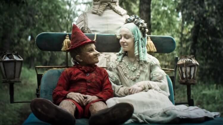 《皮諾丘的奇幻旅程》費德里科埃拉皮、艾利達巴爾達莉卡拉布里亞。