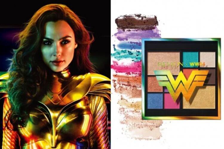 《神力女超人1984》-化妝品