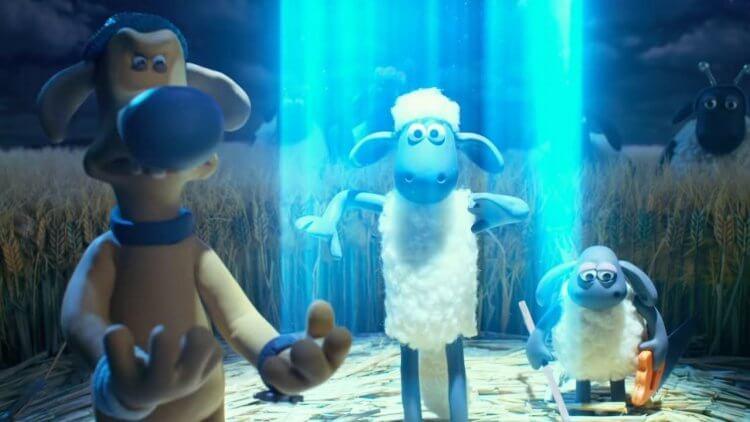 2019 年笑笑羊系列最新電影《笑笑羊大電影:外星人來了》即將登上外太空。