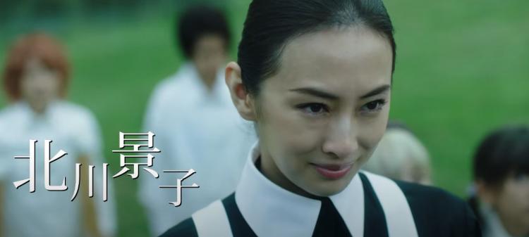 《約定的夢幻島》真人版電影-北川景子
