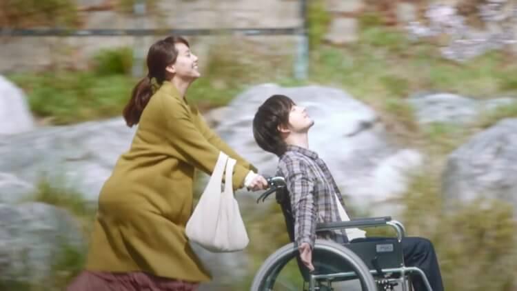 韓國電影《紙花》。
