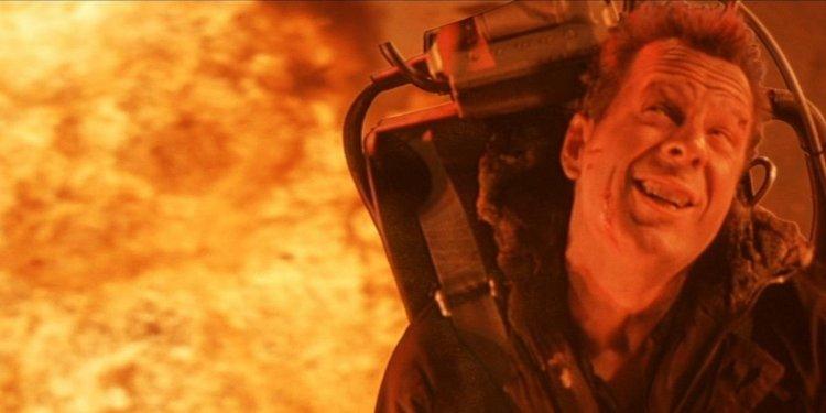《終極警探 2》劇照。