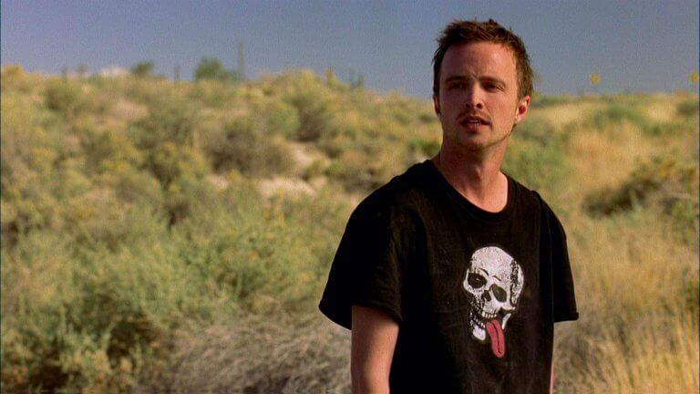 《絕命毒師》(Breaking Bad)-傑西平克曼 (Jesse Pinkman)