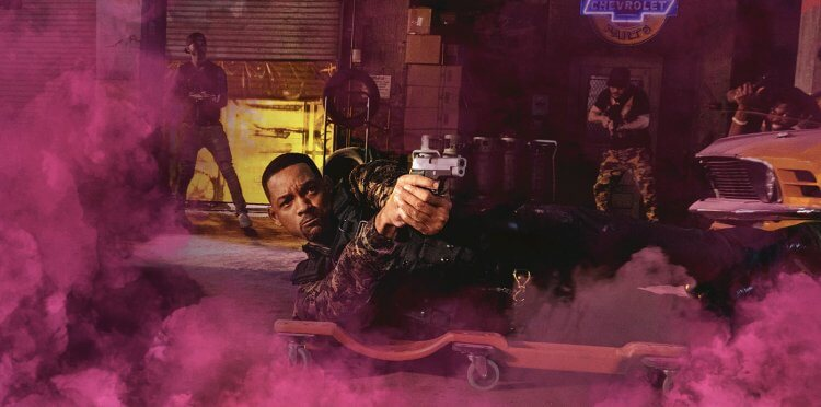 《絕地戰警 FOR LIFE》劇照。