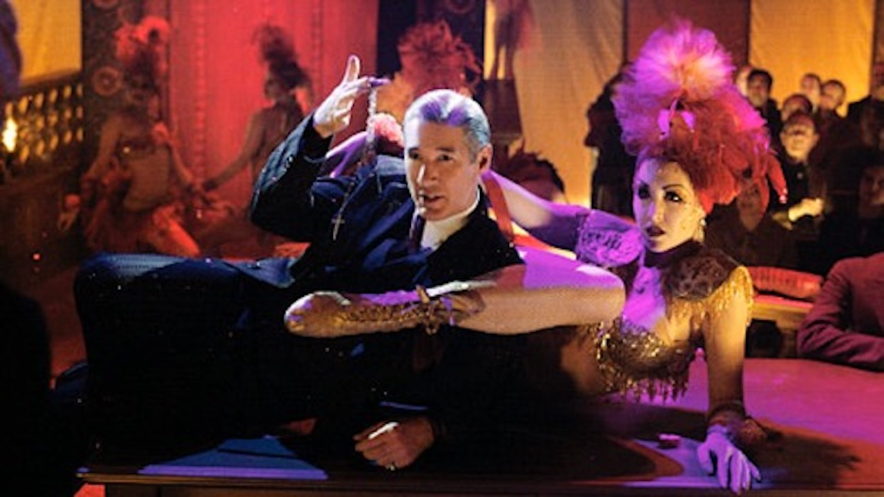 經典 歌舞片《 芝加哥 》。
