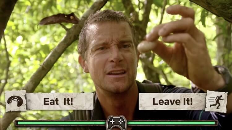 《荒野求生秘技》:那為什麼不讓貝爾來演《魔物獵人》男主角就好?