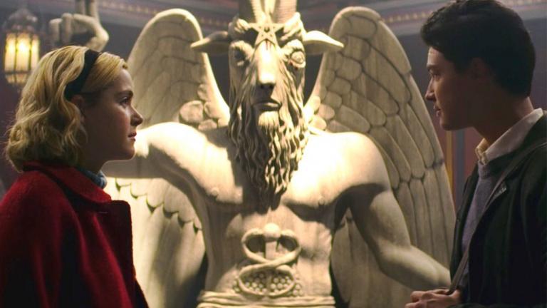 《莎賓娜的顫慄冒險》惹惱撒旦教信徒?怒告網飛求償 5,000 萬美金
