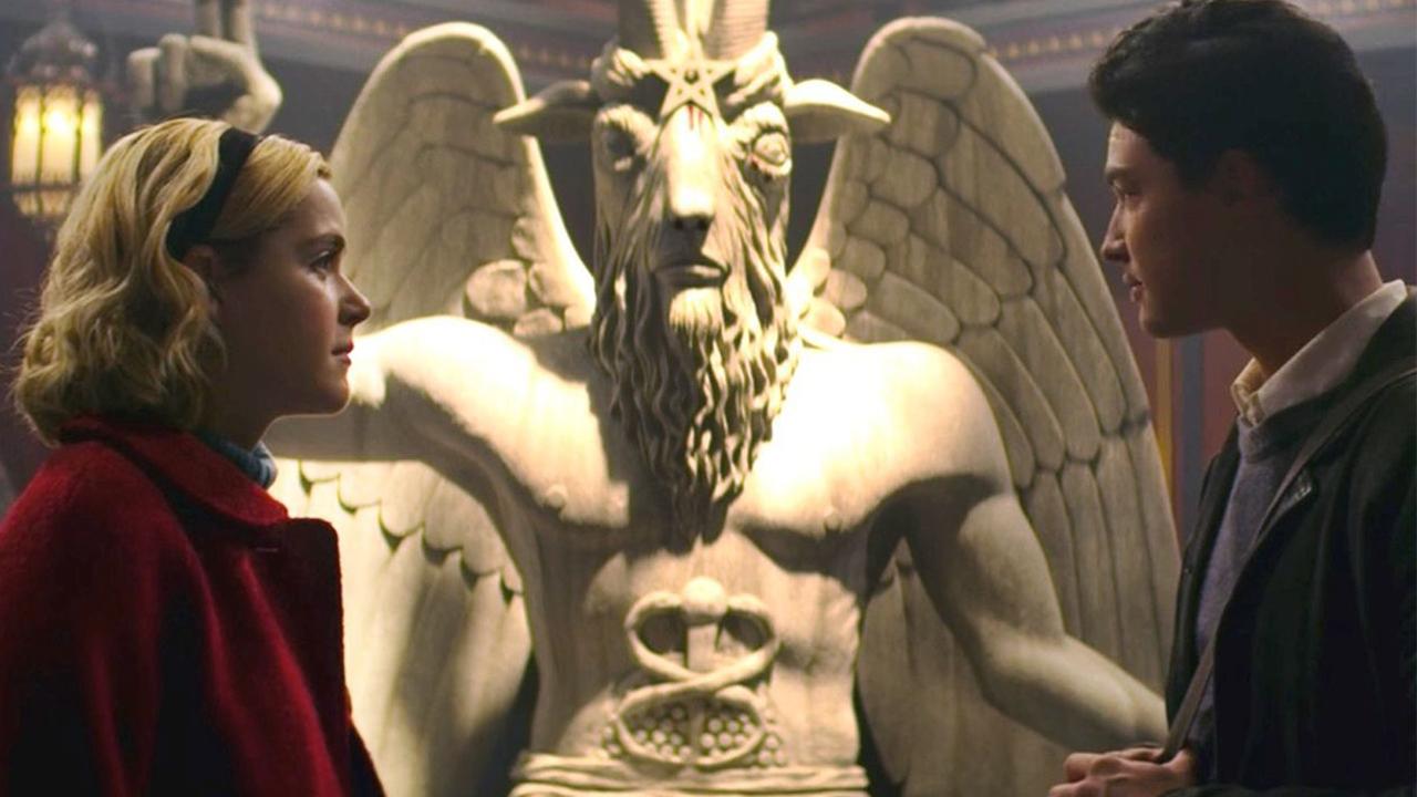 《莎賓娜的顫慄冒險》惹惱撒旦教信徒?怒告網飛求償 5,000 萬美金首圖