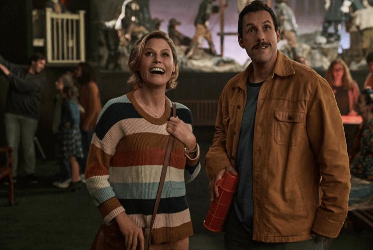Netflix 喜劇電影《萬聖節救星修比》茱莉鮑溫。