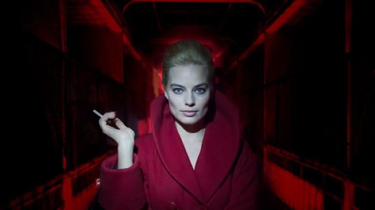 黑色電影中的 Femme fatale 形象之一:在《刺殺終點戰》的瑪格羅比。