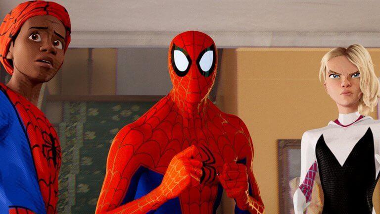 《蜘蛛人:新宇宙》爛蕃茄一致好評,索尼決定開拍續集&外傳
