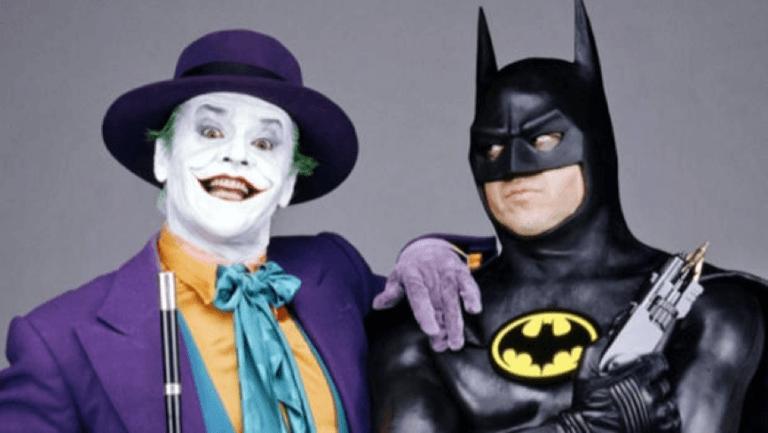 傑克尼克遜飾演的小丑,與米高基頓飾演的蝙蝠俠,仍是歷久不衰的經典黑暗英雄故事。
