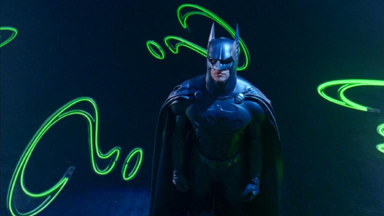 1995 年的《蝙蝠俠 3》帶起新一波超級英雄復興的風潮。