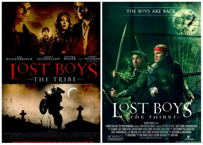 深諳見好就收的重要性,喬伊舒馬克未曾幫自己的作品《粗野少年族》拍攝續集──但片商還是自己做了。