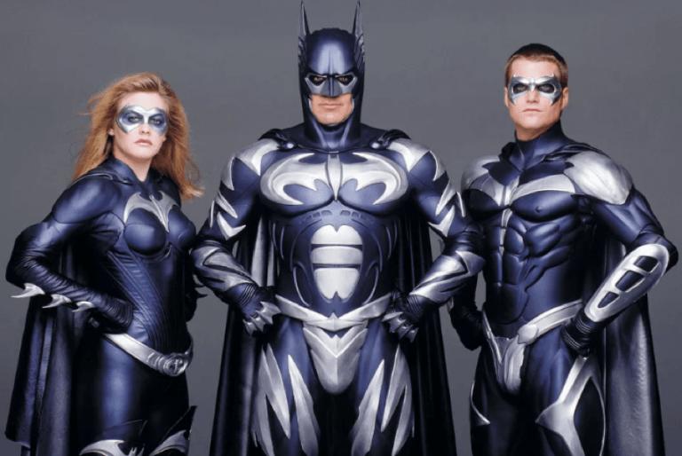 酷炫的英雄背後都需要付出代價,喬治克隆尼演出《蝙蝠俠》時也不例外──