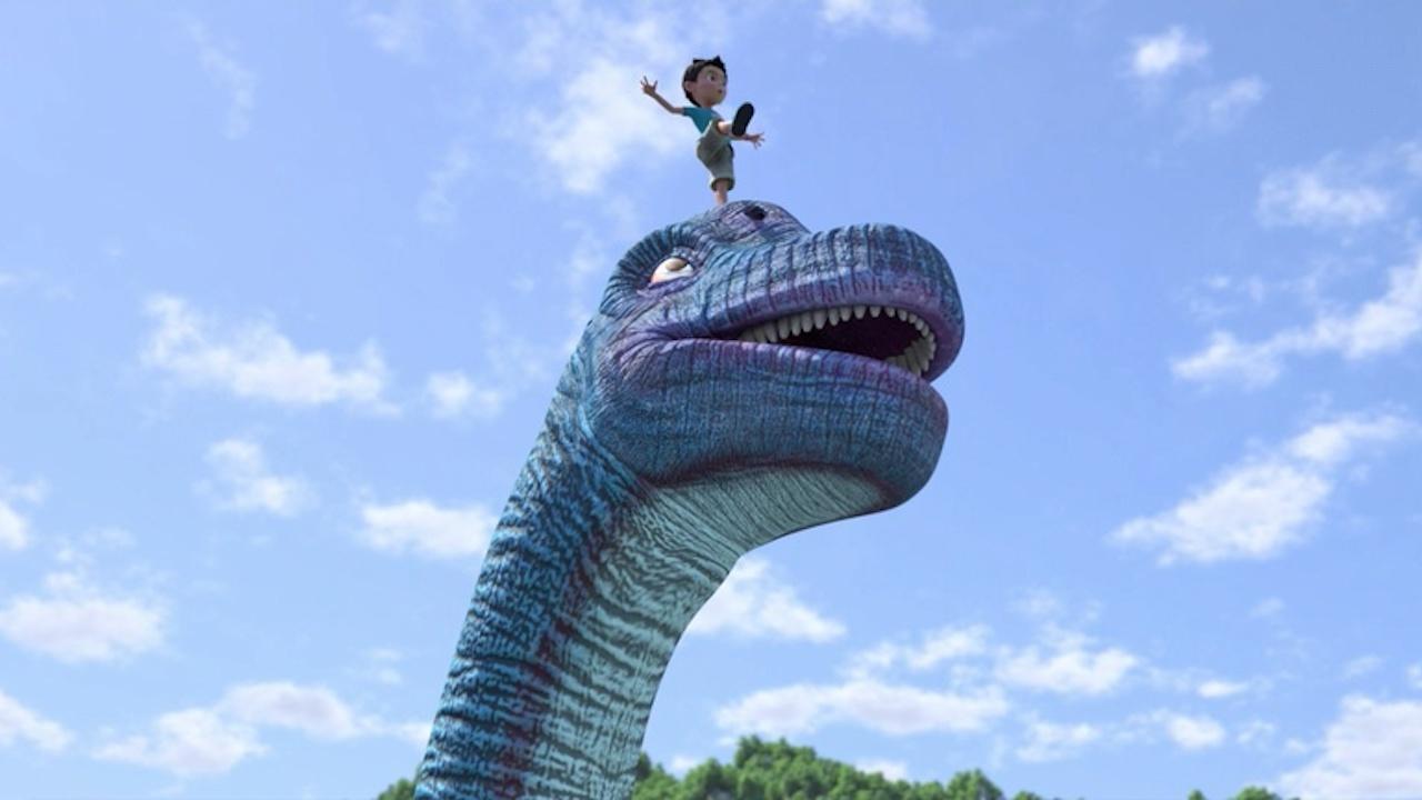韓國動畫電影《衝鋒戰士劇場版:恐龍世代》在台灣上映。