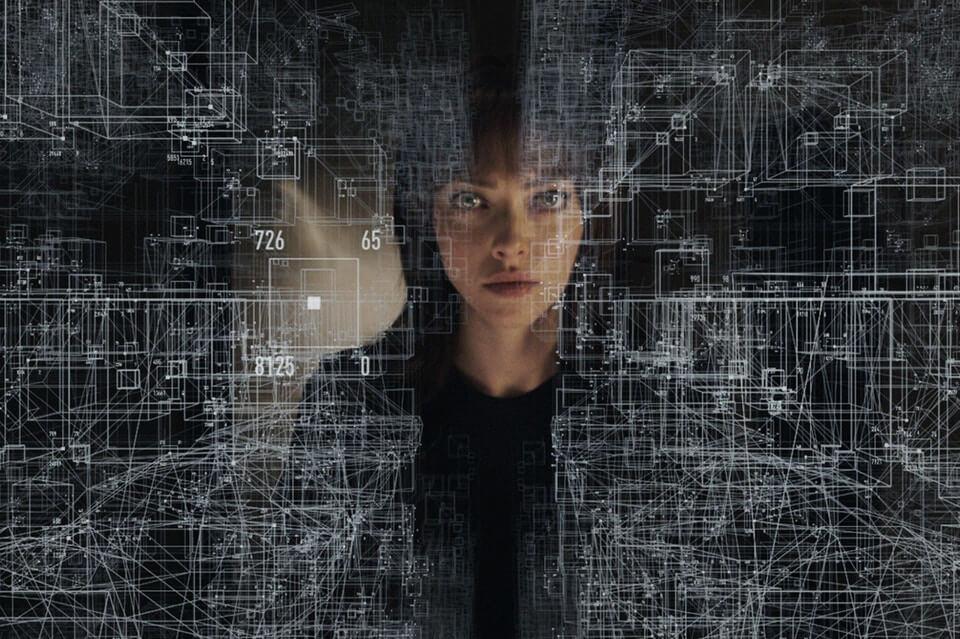 科幻電影 視界戰 片中,科技的呈現方式