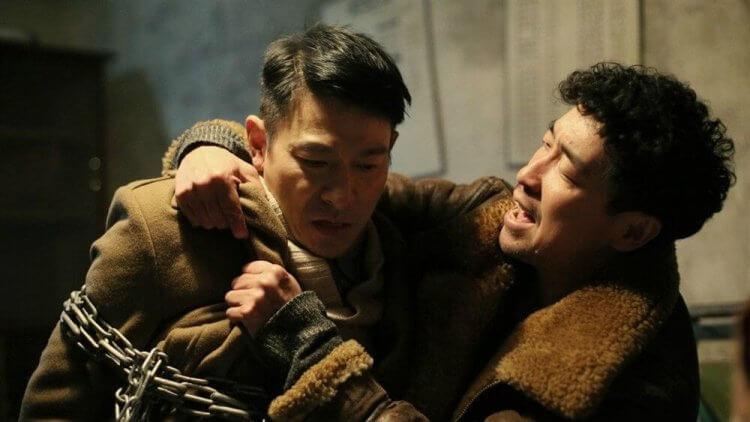 《解救吾先生》王千源與劉德華