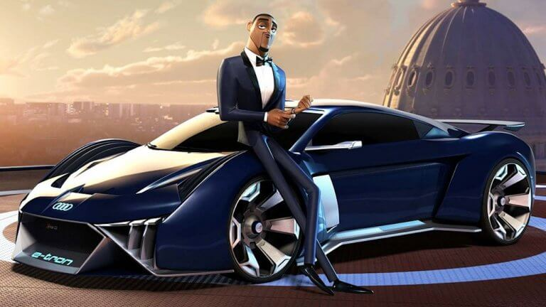《變身特務》片中跑車為大廠 Audi 的精心設計。