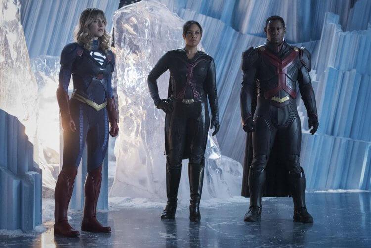 DC 超級英雄影集《超少女》第六季即最終季 WarnerTV 與美同播播映。