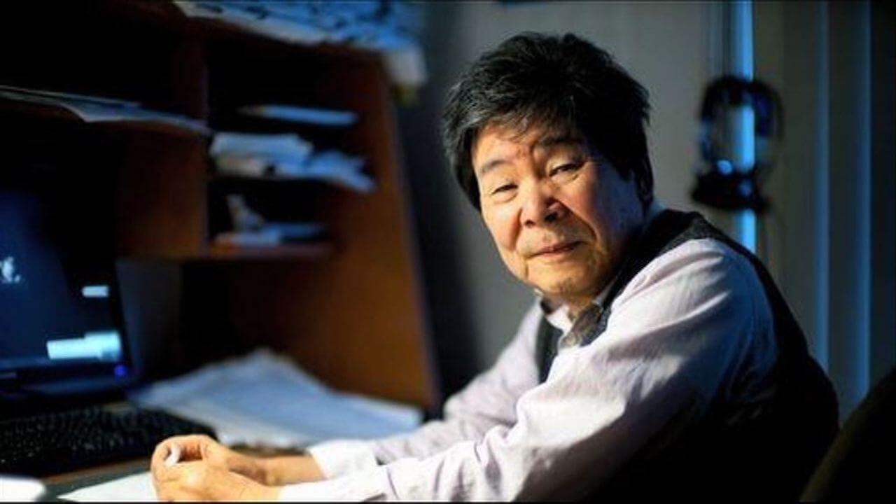 日本知名動畫導演高畑勳,《輝耀姬物語》是他歷時多年的巨作也是遺作。