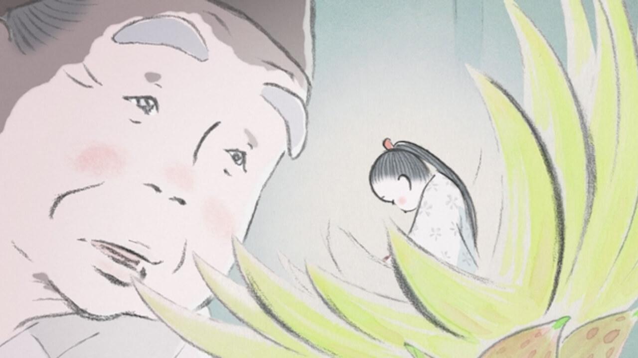 改編自日本古典故事《竹取物語》的動畫電影《輝耀姬物語 》。