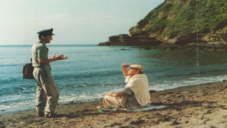 1995 年奧斯卡金獎電影《郵差》4K 修復版 2021 年在台重映。