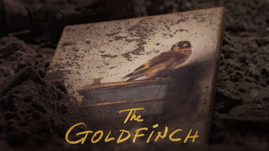 《金翅雀》(The Goldfinch)