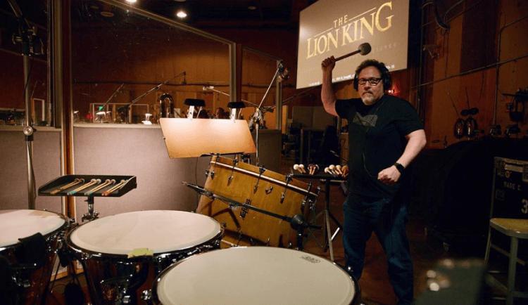 《鋼鐵人》導演強法夫洛打造《獅子王》超擬真動物王國