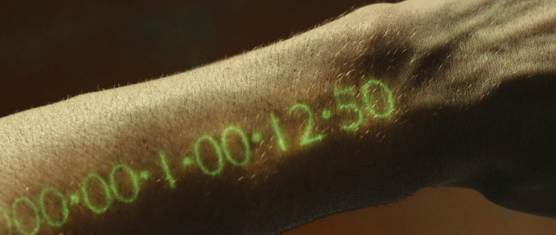 科幻電影 《 鐘點戰 》中,當時間成了貨幣單位……