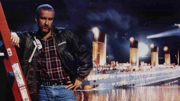 《鐵達尼號》。