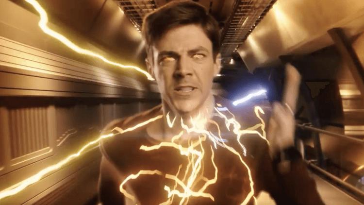 全宇宙最快速的超級英雄貝瑞艾倫回來了!《閃電俠》迎來全新第七季,Warner TV 頻道熱播中首圖