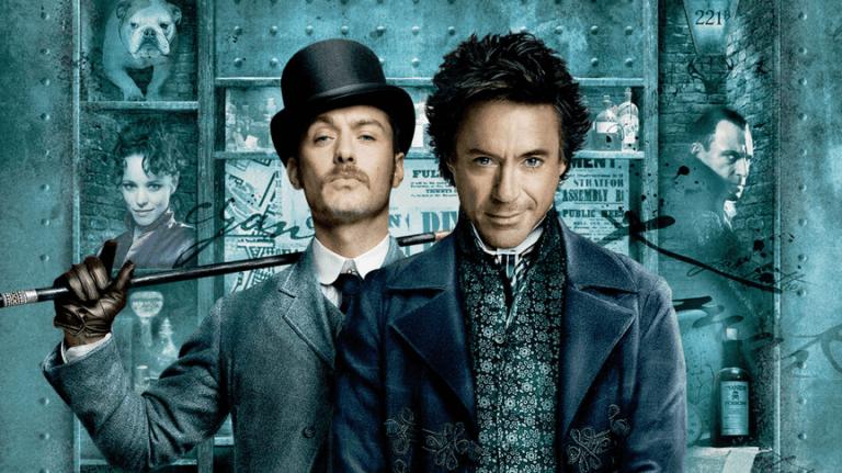 《福爾摩斯》(Sherlock Holmes) 劇照。