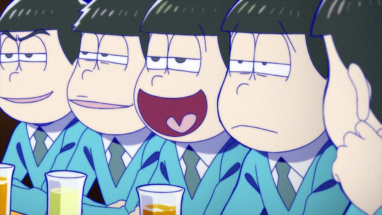 《阿松 劇場版》引爆日本社會另類「阿松現象」 荒唐耍廢六胞胎強勢回歸首圖