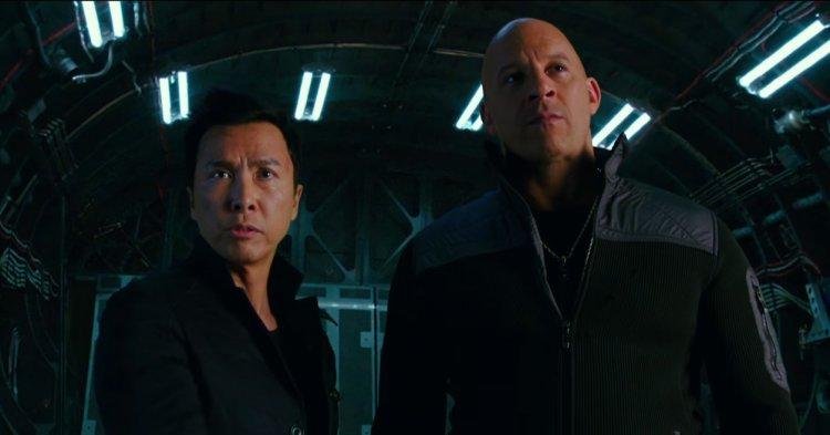 全球票房淒慘的《限制級戰警:重返極限》在中國賣出 1.6 億美金的驚人票房。