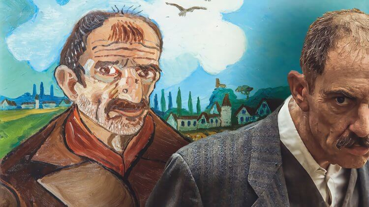 沒有更狂只有最狂!義大利金像獎艾利歐傑曼諾《隱藏的畫家》驚人詮釋「義大利梵谷」狂人傳奇首圖