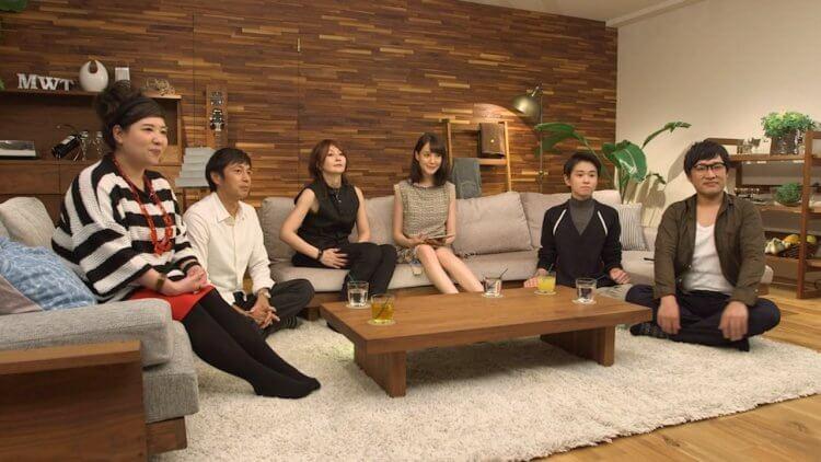 日本於 2019 年 5 月推出《雙層公寓:東京 2019-2020》,不只參加者,主持人也是大陣仗安排。