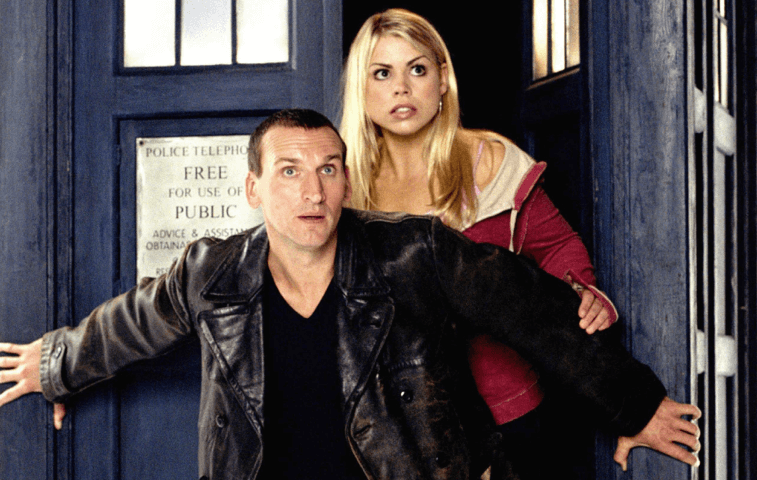英國 BBC 科幻影集《神秘博士》(另有:超時空奇俠......等譯名)。
