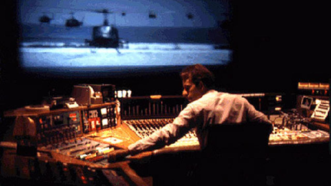 紀錄片《電影音效傳奇:好萊塢之聲》2/21 起於台上映。