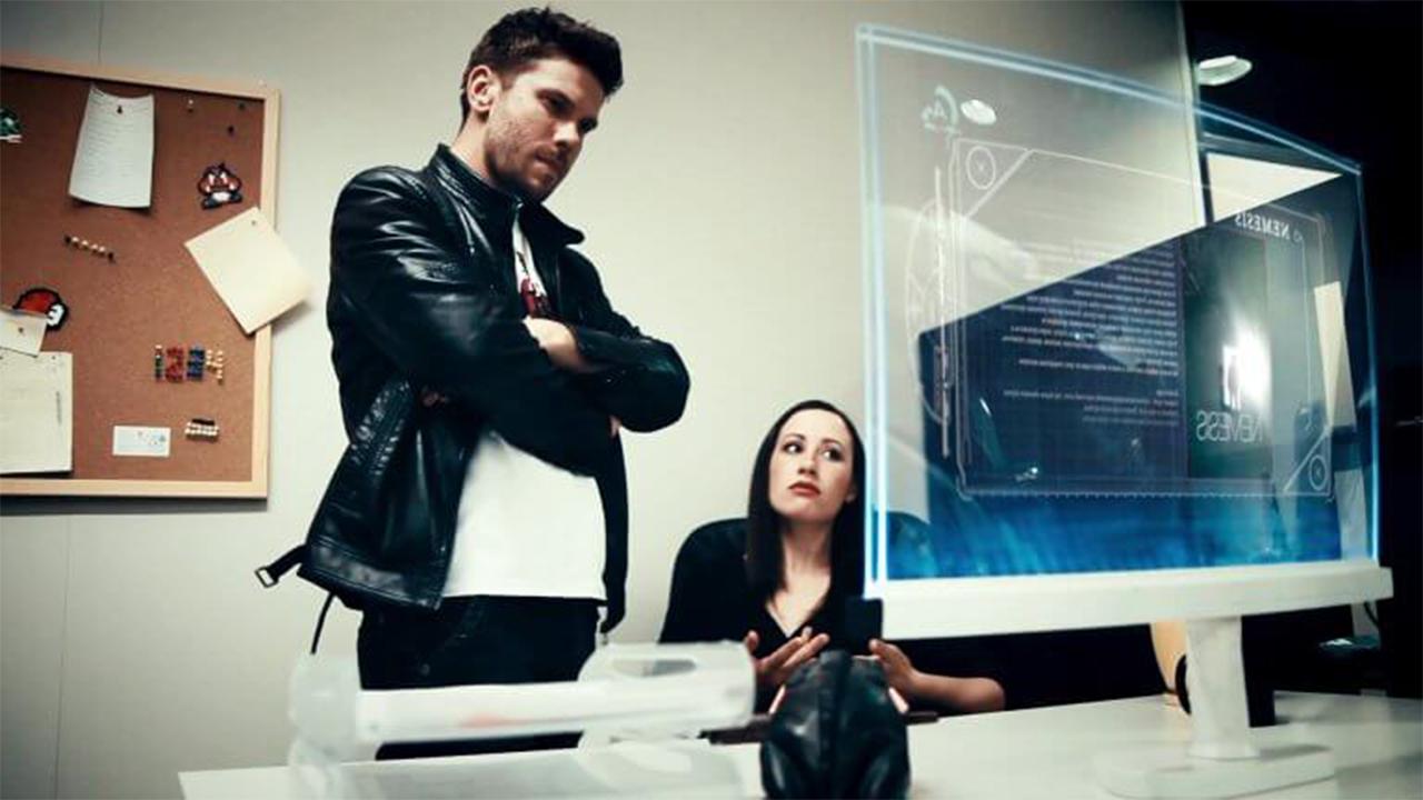 戰鬥民族募資科幻電影《電競殺手》沒有更狂只有最狂!首圖