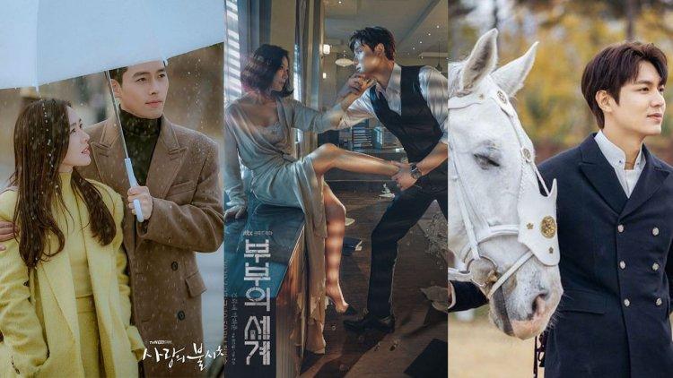《韓流白皮書》公布2020年具海外影響力韓星&韓國影劇排行,「這部戲」打敗《夫妻的世界》、《屍戰朝鮮》勇奪第一,「他」蟬聯海外最受歡迎演員!首圖