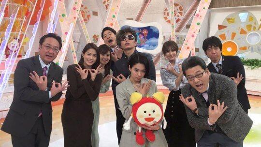 《飛翔吧!埼玉》宣傳。