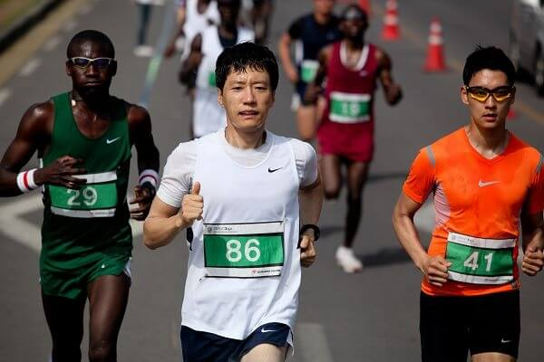 《马拉松梦想家》电影剧照