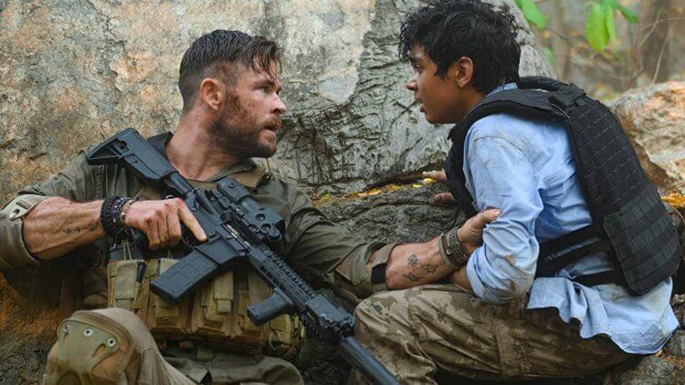 【線上看】克里斯漢斯沃 Netflix 電影《驚天營救》一集看不夠?編導們透露續集或前傳電影的發展可能首圖