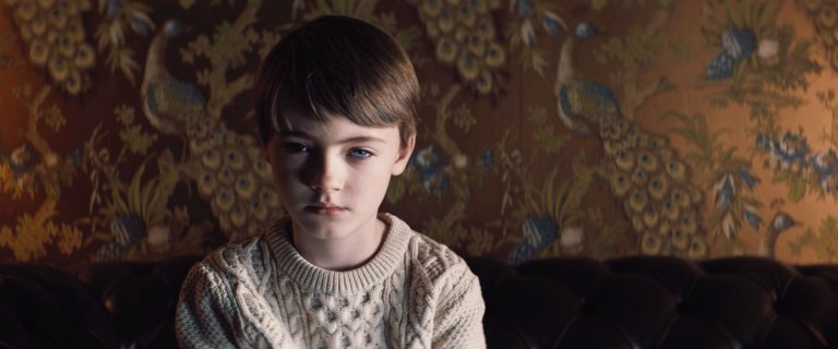 2008 年生的童星傑克森勞勃史考特,繼《鬼裔》後今年也將繼續在《牠》的續集《牠:第二章》登場。