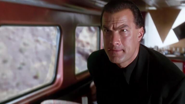 【電影背後】這就是偉大的動作天王史蒂芬席格 (12):一列駛向黃昏的單程列車