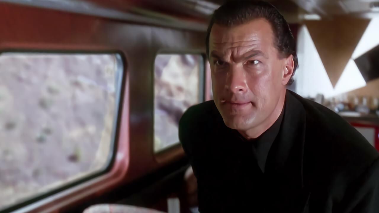 【電影背後】這就是偉大的動作天王史蒂芬席格 (12):一列駛向黃昏的單程列車首圖