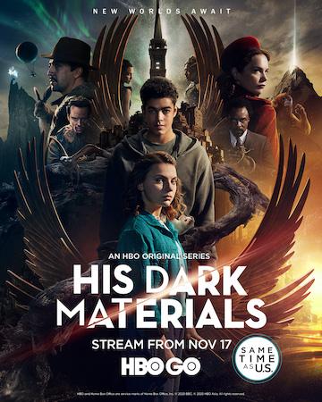 《黑暗元素》第二季海報。