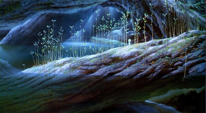 宮崎駿表示《 魔法公主 》裡的小木靈 長大會變成《 龍貓 》
