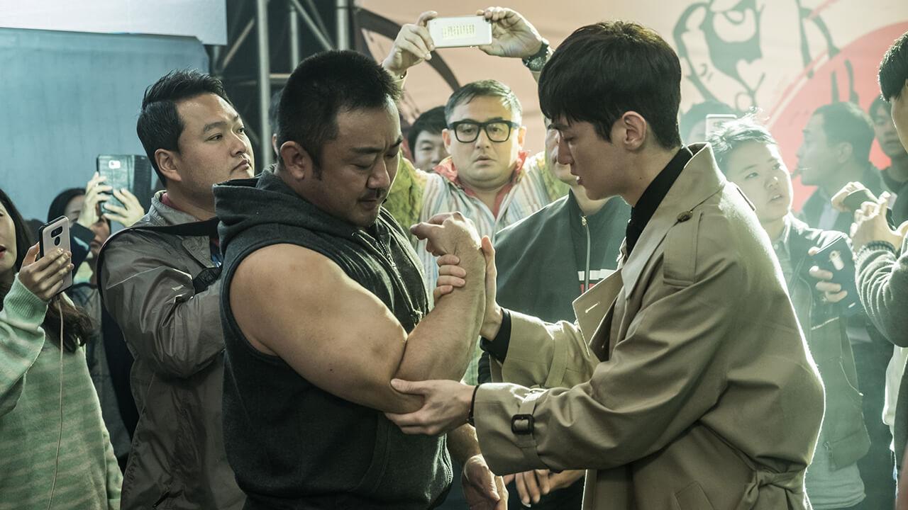 「阿秋霸」也有世界冠軍!《冠軍大叔》感動全韓國的熱血電影首圖